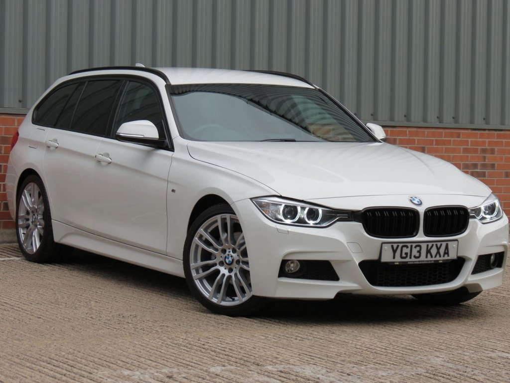 USED 2013 13 BMW 3 SERIES 2.0 320D M SPORT TOURING 5d 181 BHP
