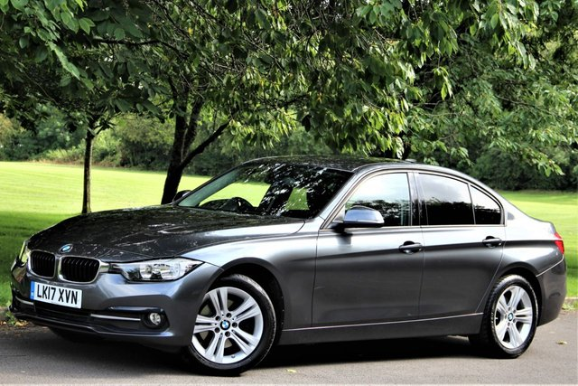 2017 17 BMW 3 SERIES 2.0 320D SPORT 4d AUTO 188 BHP