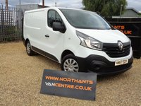 USED 2017 67 RENAULT TRAFIC 1.6 SL27 BUSINESS ENERGY DCI 5d 125 BHP
