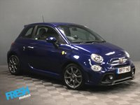 USED 2017 17 ABARTH 500 1.4 595 3d  * 0% Deposit Finance Available