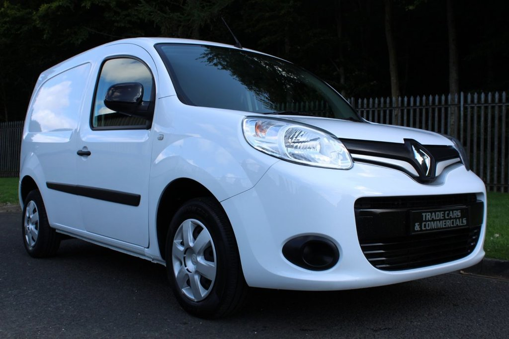 USED 2016 66 RENAULT KANGOO 1.5 ML19 BUSINESS PLUS ENERGY DCI 1d 90 BHP A CLEAN ONE COMPANY OWNER VAN WITH SERVICE HISTORY