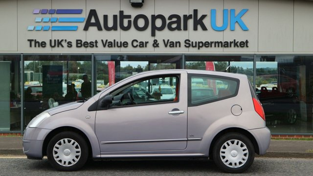 USED 2004 04 CITROEN C2 1.1 SX 3d 60 BHP GREAT VALUE AT OUR LOW PRICE  *