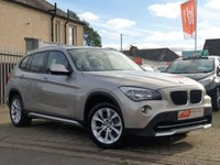 2011 BMW X1 2.0 SDRIVE18D SE 5d 141 BHP £6500.00
