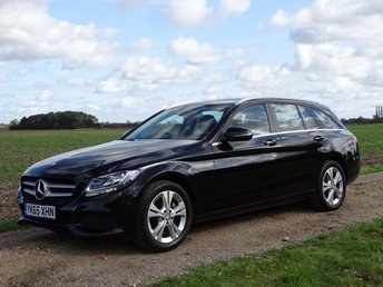 2015 MERCEDES-BENZ C CLASS 2.0 C200 SE EXECUTIVE 5d 184 BHP Leather Nav £14495.00