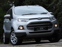 USED 2017 17 FORD ECOSPORT 1.0 TITANIUM 5d 124 BHP 1 OWNER 13K HUGE SPEC A/C VGC