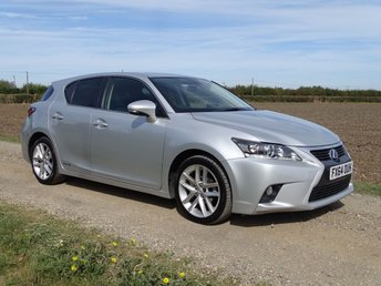 2014 LEXUS CT 1.8 200H SE 5d AUTO 134 BHP £10995.00