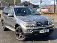 2005 BMW X5 3.0 D SPORT 5d AUTO 215 BHP £4195.00