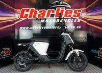 2019 NIU U PRO 2019 (69) NIU U PRO Electric Scooter (50cc) £1359.00