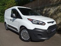 2016 FORD TRANSIT CONNECT 1.5 200 P/V 1d 100 BHP £7990.00