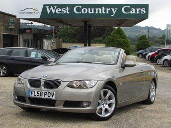 2008 BMW 3 SERIES 3.0 330D SE 2d 228 BHP