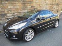 2011 PEUGEOT 207 1.6 HDI CC GT 2d 112 BHP £3650.00