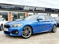 USED 2015 15 BMW 1 SERIES 1.6 118I M SPORT NAV