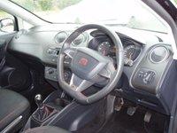 USED 2013 13 SEAT IBIZA 1.6 CR TDI FR 3d 104 BHP