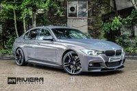 USED 2018 18 BMW 3 SERIES 3.0 335D XDRIVE M SPORT SHADOW EDITION 4d AUTO 308 BHP