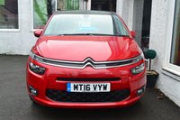 USED 2016 16 CITROEN C4 GRAND PICASSO 1.6 BLUEHDI SELECTION 5d 118 BHP LOW MILEAGE C4 GRAND PICASSO SELECTION WITH PAN ROOF