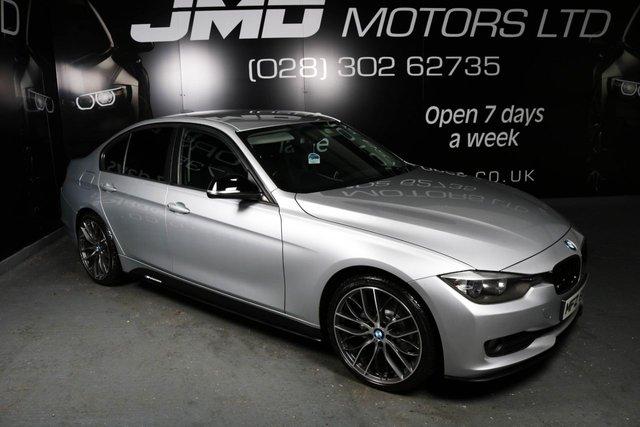 2012 BMW 3 SERIES 320D M-PERFORMANCE KIT EFFICIENTDYNAMICS  AUTO 161 BHP (FINANCE AND WARRANTY)