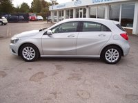 USED 2014 14 MERCEDES-BENZ A CLASS 1.5 A180 CDI BLUEEFFICIENCY SE 5d AUTO 109 BHP