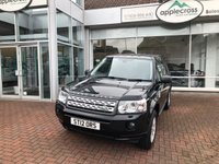 USED 2012 12 LAND ROVER FREELANDER 2 2.2 TD4 XS 5d 150 BHP Immaculate 2 Owner XS Model with Navigation, Cruise control, Winter Pack and a Full Service History