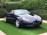 USED 2002 02 PORSCHE BOXSTER 3.2 S 2d 248 BHP A GENUINE WELL MAINTAINED EXAMPLE IN EXCELLENT CONDITION THROUGHOUT