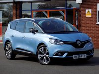 USED 2016 66 RENAULT GRAND SCENIC 1.2 TCE Dynamique S Nav 5dr ** Sat Nav + Pan Roof **