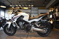USED 2015 15 HONDA CB 650 FA-E  CB 650 FA-E  LOW MILES MINT CONDITION
