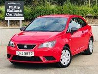 2014 SEAT IBIZA 1.2 CR TDI S 3d 74 BHP £5495.00