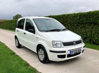 2009 FIAT PANDA 1.1 ACTIVE ECO 5d 54 BHP, FULL SERVICE HISTORY, 1 PREVIOUS OWNER £1795.00