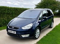 USED 2009 09 FORD GALAXY 2.0 GHIA TDCI 5d AUTO 140 BHP, GREAT SPEC, BLUETOOTH, FRONT AND REAR PARK