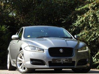 2014 JAGUAR XF 3.0 D V6 R-SPORT 4d AUTO 240 BHP £12990.00