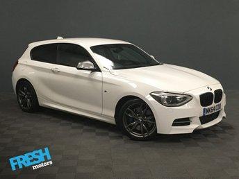 2014 BMW 1 SERIES 3.0 M135I  £15500.00