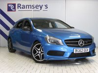 USED 2012 62 MERCEDES-BENZ A CLASS 1.8 A200 CDI BLUEEFFICIENCY AMG SPORT 5d 136 BHP