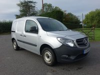 2016 MERCEDES-BENZ CITAN 109 1.5 CDI BLUEEFFICIENCY 90 BHP £6995.00