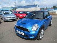 2010 MINI CONVERTIBLE 1.6 COOPER S 2d 175 BHP £4995.00