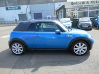 USED 2010 10 MINI CONVERTIBLE 1.6 COOPER S 2d 175 BHP