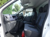 USED 2016 16 VAUXHALL VIVARO 2900 L2 LWB 1.6 CDTI 115 BHP Direct From Leasing Company Low Mileage And Quality Internal Racking!