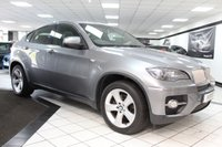 USED 2009 59 BMW X6 3.0 XDRIVE35D AUTO 282 BHP CLIMATE COMFORT SEATS SUNROOF