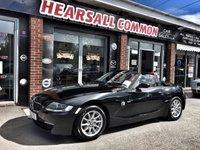 2006 BMW Z4 2.5 Z4 SE ROADSTER 2d 175 BHP £4500.00