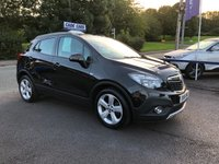 USED 2015 15 VAUXHALL MOKKA 1.6 TECH LINE S/S 5d 114 BHP Buy with confidence from a garage that has been established  for 26 years.