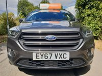 USED 2017 67 FORD KUGA 2.0 ST-LINE TDCI 5d 148 BHP ONE OWNER, ONLY 11000 MILES ! ST- LINE
