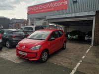 USED 2013 VOLKSWAGEN UP 1.0 TAKE UP 3d 59 BHP ONLY 35546 MILES FROM NEW AND EXCELLENT FUEL ECONOMY. LOW CO2 EMISSIONS (105G/KM), £20 ROAD TAX. BRILLIANT SPECIFICATION INCLUDING ISOFIX, RADIO/CD AND AUXILIARY INPUT