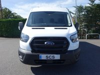 USED 2019 19 FORD TRANSIT NEW SHAPE LEADER L3 H2 LWB MED HIGHTOP 2.105 TDCI EURO 6 First Of The New Model 2019 Transit Available Now With £10000 Saving On Fords New List Price!