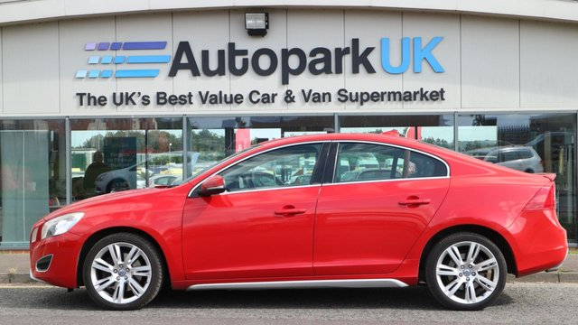 USED 2010 60 VOLVO S60 2.4 D5 SE LUX 4d 202 BHP LOW DEPOSIT OR NO DEPOSIT FINANCE AVAILABLE
