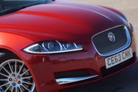 USED 2013 63 JAGUAR XF 2.2 D SE BUSINESS 4d AUTO 163 BHP FJSH Rare Spec
