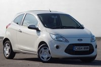 USED 2015 64 FORD KA 1.2 EDGE 3d 69 BHP Low Mileage ONE Previous ONWER