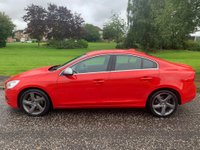 USED 2012 62 VOLVO S60 2.0 D4 R-Design 4dr £30 Tax ! 2 Owners ! F/S/H !