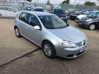 USED 2008 58 VOLKSWAGEN GOLF 1.4 MATCH TSI DS DSG 5d AUTO 121 BHP