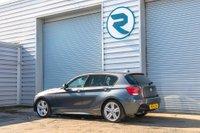 2014 BMW 1 SERIES 2.0 120D M SPORT 5d AUTO 181 BHP £10750.00