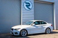 2015 BMW 2 SERIES 2.0 220D M SPORT COUPE 2DR 188 BHP £12400.00