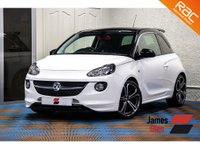 USED 2015 65 VAUXHALL ADAM 1.4 S S/S 3d 148 BHP Two Owners   Three Vauxhall Stamps