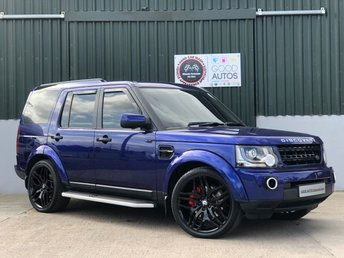 2009 LAND ROVER DISCOVERY 3.0 4 TDV6 XS 5d 245 BHP £11495.00